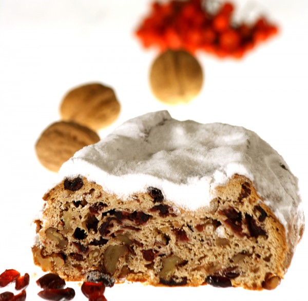 Cranberry Walnuss Stollen 500g